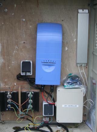 ILWP 1,8 electronics